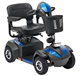 Drive DeVilbiss Envoy 4Scooter with Basket – Drive Medical Electric Scooter – Lightweight