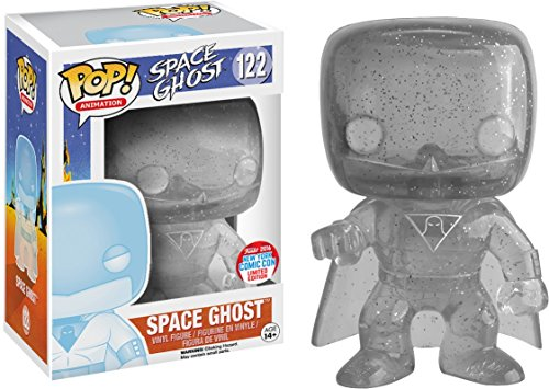 2016 NYCC Exclusive Funko Pop! Animation Invisible Space Ghost Toy Tokyo Limited Edition by FunKo