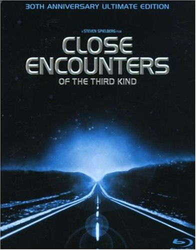 Close Encounters of the Third Kind (Two-Disc 30th Anniversary Ultimate Edition) [Blu-ray]