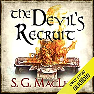 The Devil's Recruit cover art