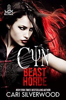 Cyn: Scifi Warrior Dystopian Romance (Beast Horde Book 3) by [Cari Silverwood]