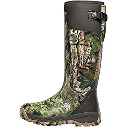 "LaCrosse Men's Alphaburly Pro 18"" Hunting Boot – Best Rubber Hunting Boots"