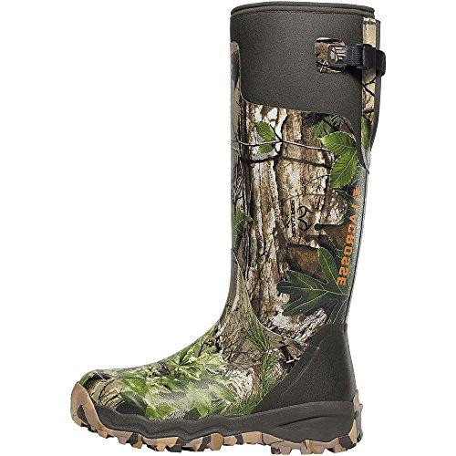 LaCrosse Men's Alphaburly Pro 18' Hunting Boot,Realtree Xtra Green,12 M US