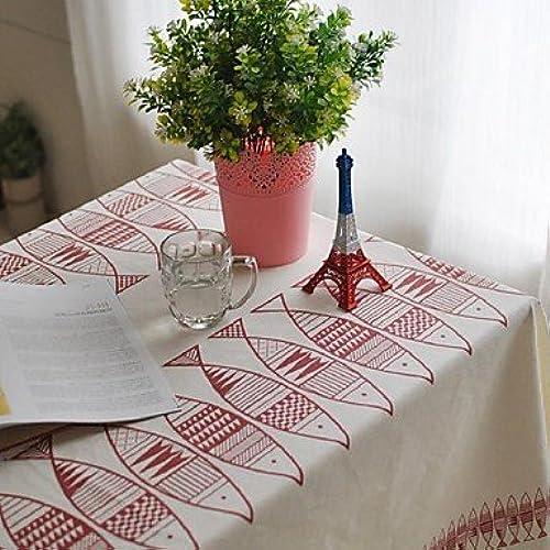 tienda de venta en línea ZYT ropa de algodón de de de alto grado de pescado japonés el cuadro de tela con dibujos la manera del hotsale mesa de centro cuadrada cubierta de . s  ventas en linea
