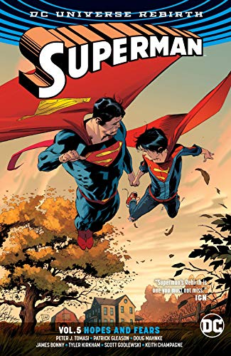 Superman (2016-2018) Vol. 5: Hopes and Fears (English Edition)