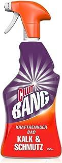 CILLIT BANG Kraftrengörare bad kalk och smuts — spray för strålande rena ytor — 1 x 750 ml