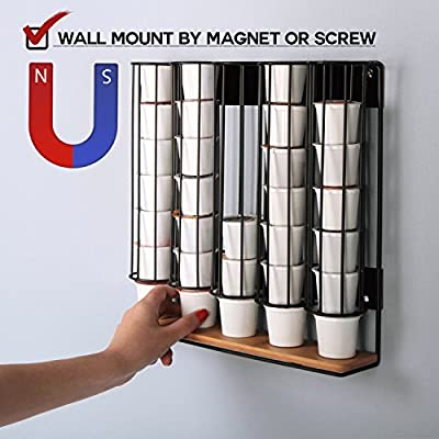 MK189 K-cup Magnetic Dispenser