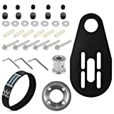 XCSOURCE DIY Electric Skateboard Longboard Kit Parts Pulleys and Motor...