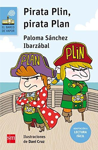 Pirata Plin, Pirata Plan (Lectura Fácil): 148 (El Barco de Vapor Azul)