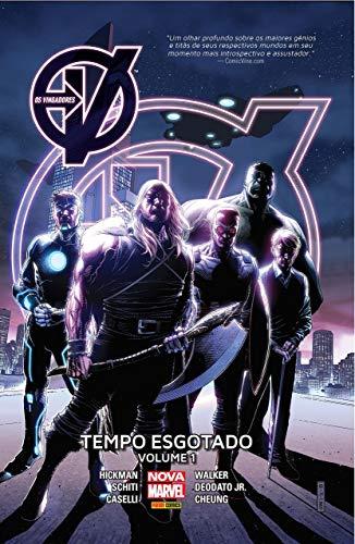 Vingadores. Tempo Esgotado Volume 01