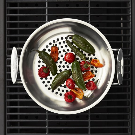 All-Clad Stainless-Steel Outdoor Fry Pan | Williams Sonoma