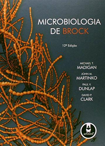 Microbiologia de Brock (Em Portuguese do Brasil)