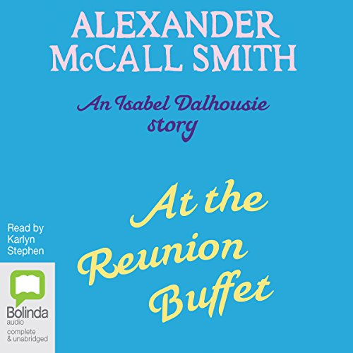 At the Reunion Buffet cover art