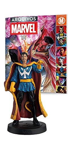 Dr Estranho - Coleção Marvel Fact Files