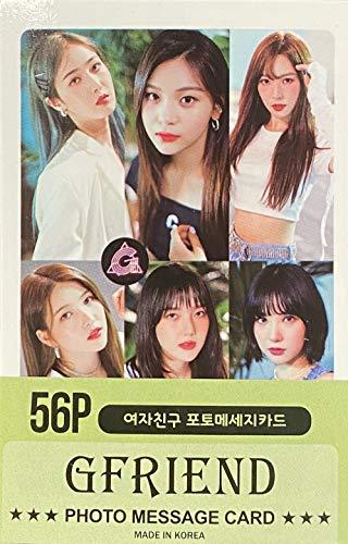 FANCY105 Kpop Mini Post Card Photocards - 56p (GFRIEND)