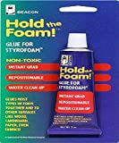 Beacon Hold The Foam Glue 2oz