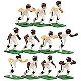 Denver BroncosAway Jersey NFL Action Figure Set