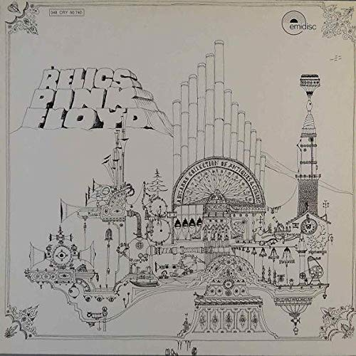 Pink Floyd - Relics - Emidisc - 048 CRY 50 740, Emidisc - 1 C 048-50 470