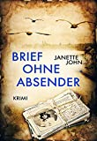 Brief ohne Absender (Kripo Bodensee 9)