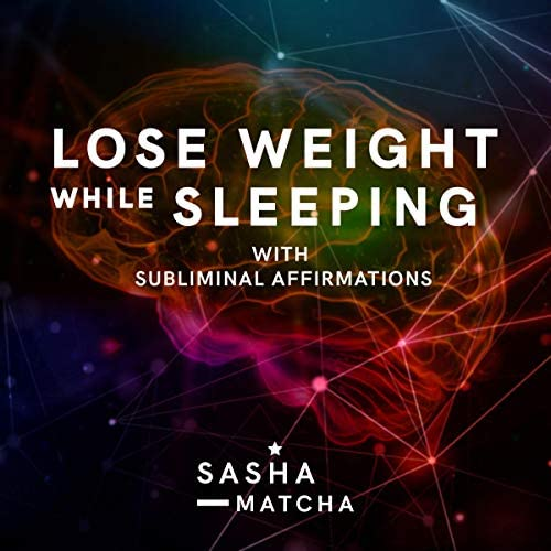 Lose Weight While Sleeping with Subliminal Affirmations product image