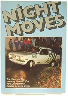 Night moves: The history of the Motoring News/BTRDA Rally Championship