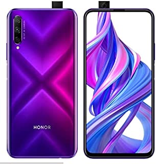 Honor 9X Pro Dual SIM - 256GB, 6GB RAM, 4G LTE, Phantom Purple