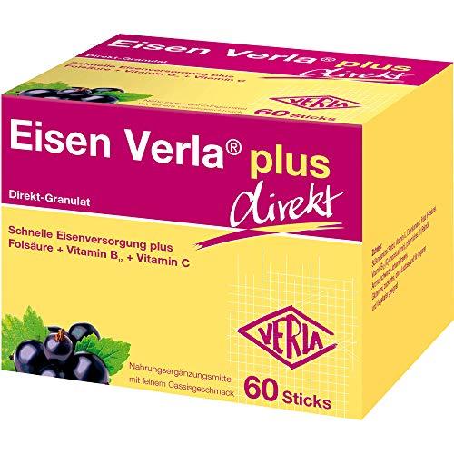 Eisen Verla plus direkt Sticks, 60 St. Beutel