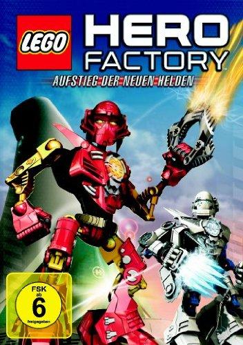 Lego Hero Factory - Aufstieg der neuen Helden