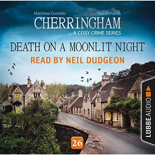 Death on a Moonlit Night cover art