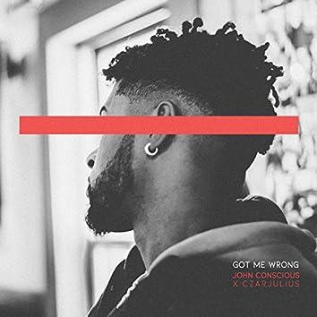 Got Me Wrong (feat. Czarjulius)