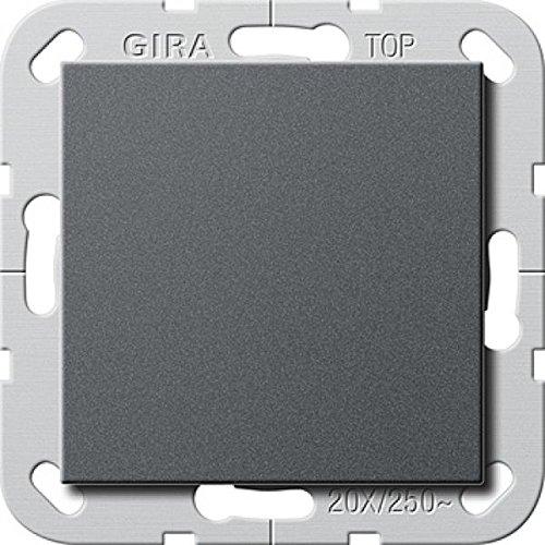 Gira 283628 Wippschalter aus 20 A System 55, anthrazit