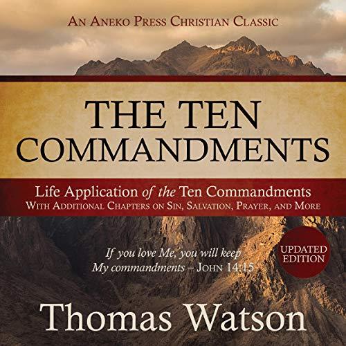 The Ten Commandments Titelbild