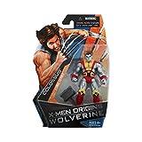 X-Men Origins: Wolverine Series 4 Colossus (Comic Version) Action Figure by X Men