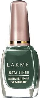 Lakmé Insta Eye Liner, Green, 9 ml