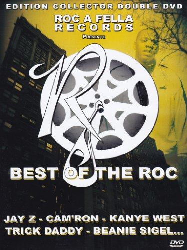 Various Artists - Best of The Roc (Roc-A-Fella Records) [2 DVDs]