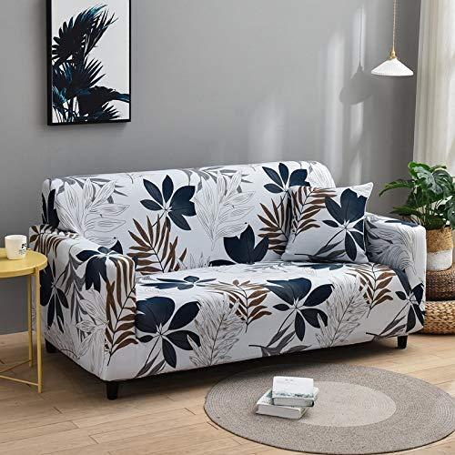 WXQY Sala de Estar Cubierta de sofá elástica con Todo Incluido Funda de sofá de celosía elástica Funda de sofá de sofá Inferior A6 4 plazas