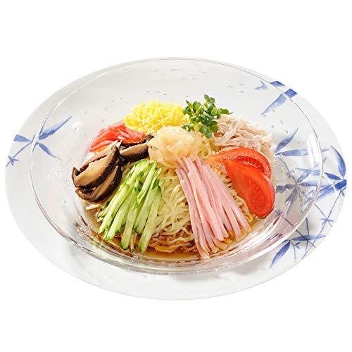 高砂食品 半生 冷し中華 10食スープ付き 【常温保存可能】