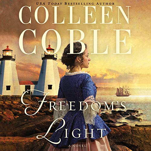 Freedom's Light audiobook cover art