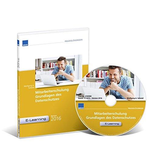 Mitarbeiterschulung Grundlagen des Datenschutzes - CBT [import allemand]
