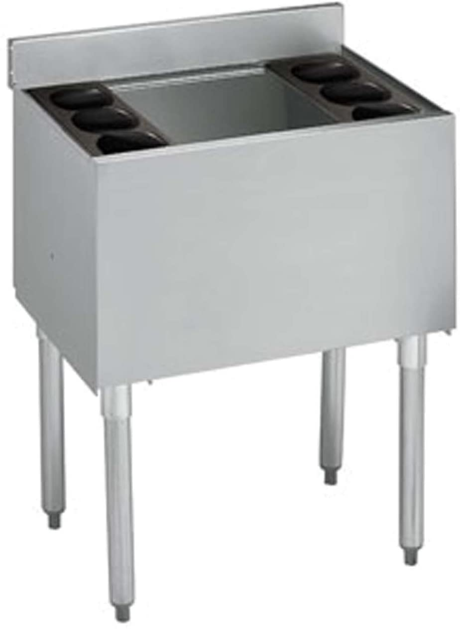Krowne Metal 18-24-7 2021 70% OFF Outlet autumn and winter new Ice Bin - Steel Stainless W 18-1 24