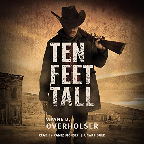 Ten Feet Tall audiobook cover art
