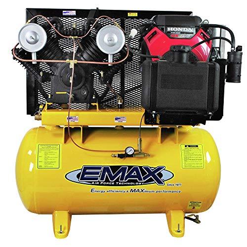 EMAX Compressor EGES1860ST 18 HP Gas Air Compressor