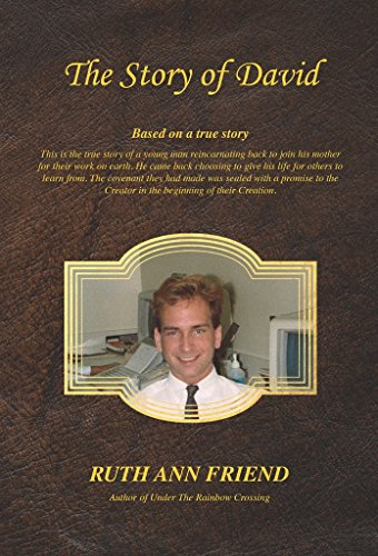 Book: The Story of David by Ruth Ann Friend