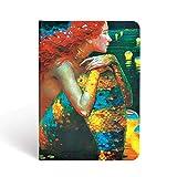 Paperblanks Cuadernos de Tapa Dura Anticipación   Liso.   Midi (120 × 170 mm) (Wonder Imagination)