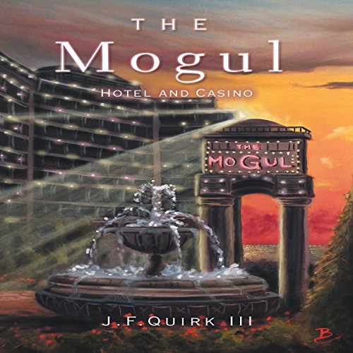 The Mogul: Hotel and Casino audiobook cover art