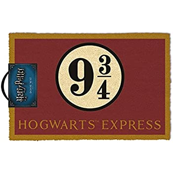 HARRY POTTER Zerbino Hogwarts Express, Coro, Multicoloured, 60 x 40 x 1.5 cm