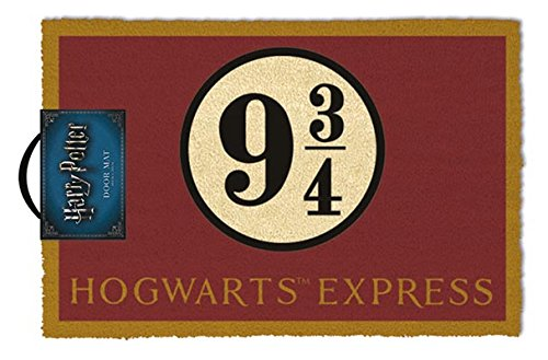 Harry Potter Hogwarts Express Felpudo
