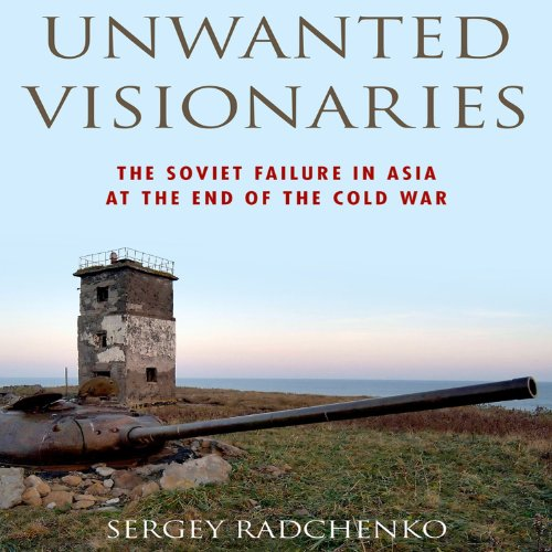 Unwanted Visionaries audiobook cover art