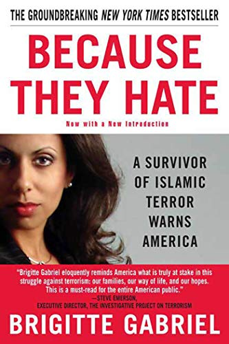 Image of Because They Hate: A Survivor of Islamic Terror Warns America