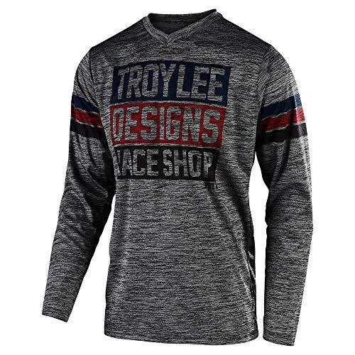 Troy Lee Designs Jersey GP Grau Gr. XL